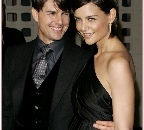 Tom Cruise & Katie Holmes Have Split!! FILE PHOTOS