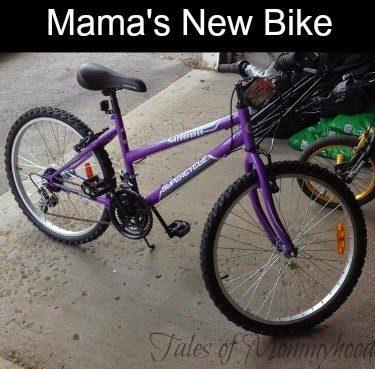 mamasnewbike