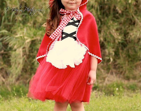 Little-Red-Riding-Hood-Costume