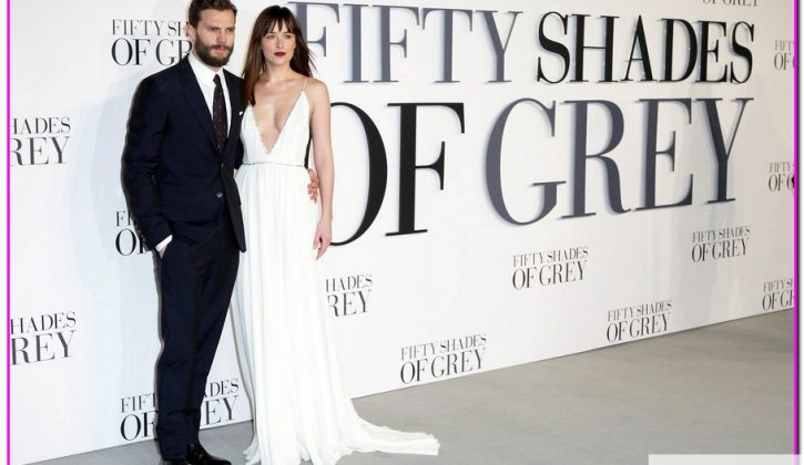 """Fifty Shades Of Grey"" - UK Premiere"