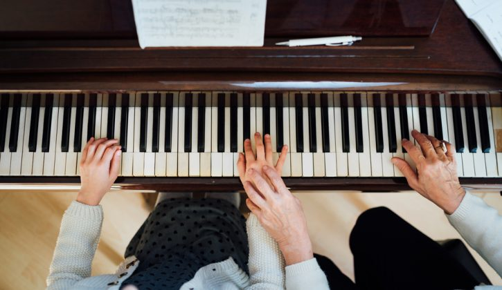 Music Classes for Kids in Toronto