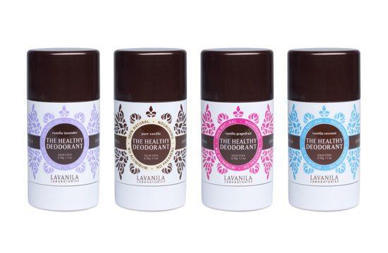 lavanila-deodorants