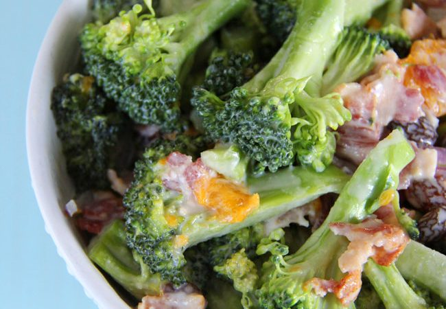 Broccoli-Salad-A-Pretty-Life