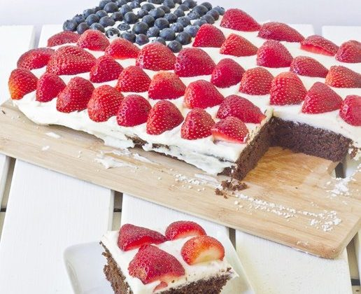 Gluten-Free-Chocolate-Flag-Cake