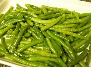 GarlickyGreenBeans