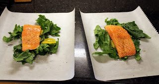 SalmonSpinach