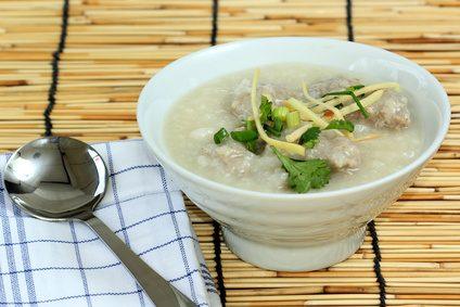 chinese porridge rice
