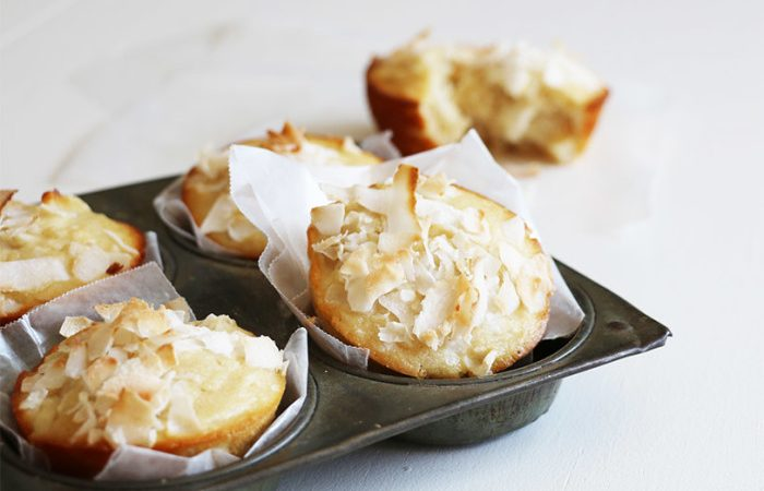 gluten-free-coconut-and-pineapple-muffins-700x495
