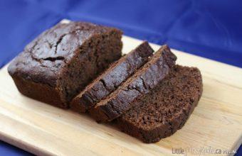 Chocolate-Zucchini-Bread