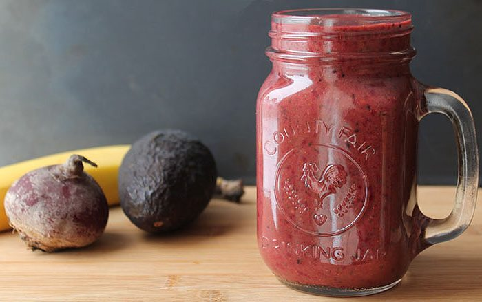 beet-ginger-smoothie