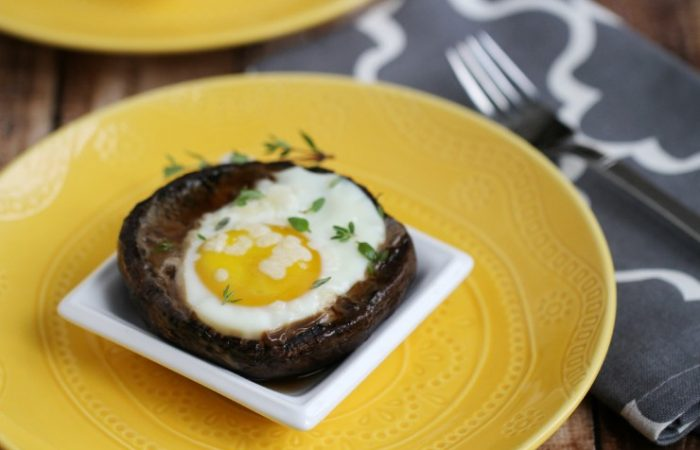 Grilled-Eggs-in-Portobello-Mushrooms