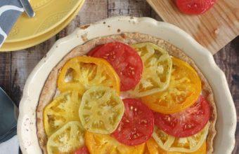 tomato-tart
