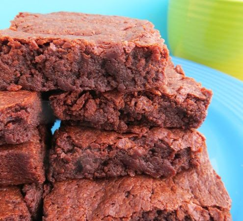 Mexican-Brownies