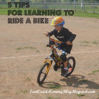 LearningtoRideaBike