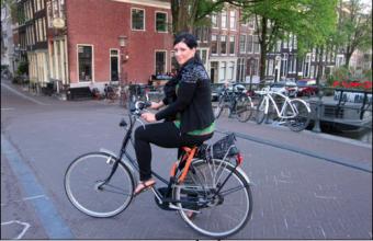 bikinginamsterdam