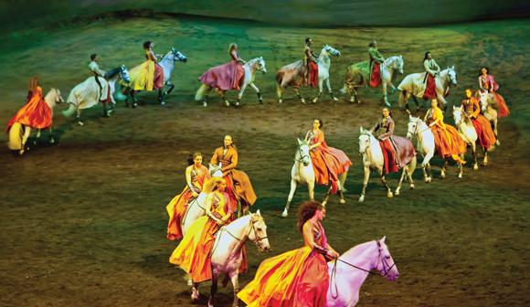 Odysseo-Horse-Parade