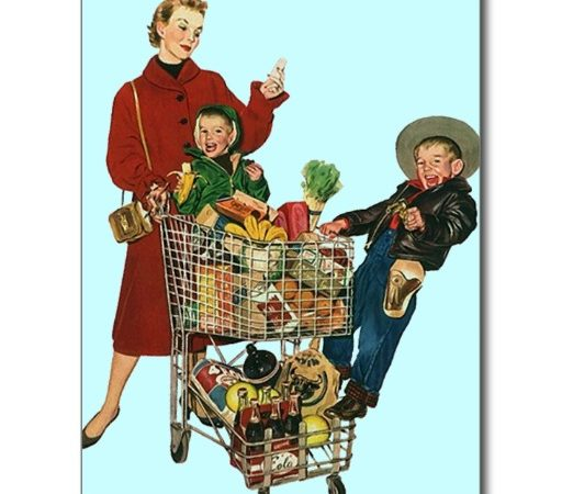 vintage-grocery-shopping