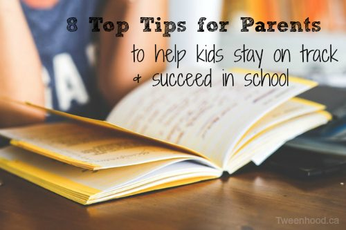 8tipstohelpkidssucceedinschool
