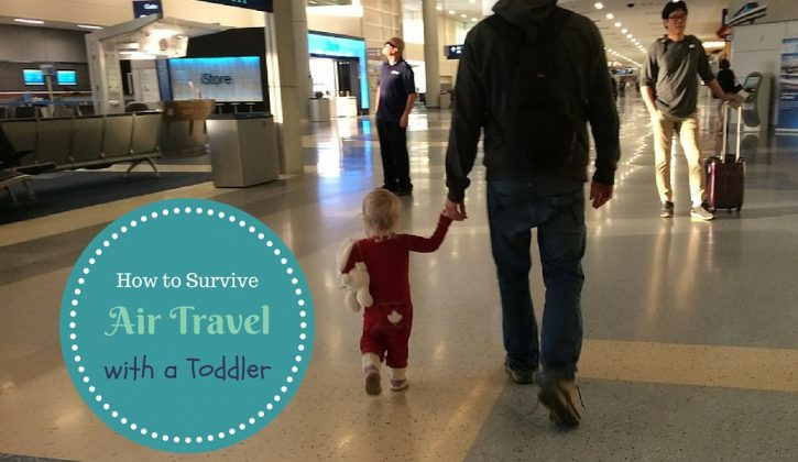 Flying-with-a-Toddler