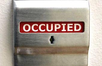 occupied-bathroom