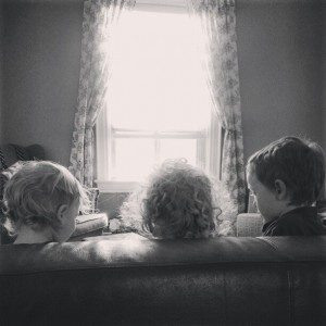 three-kids-black-and-white-300x300