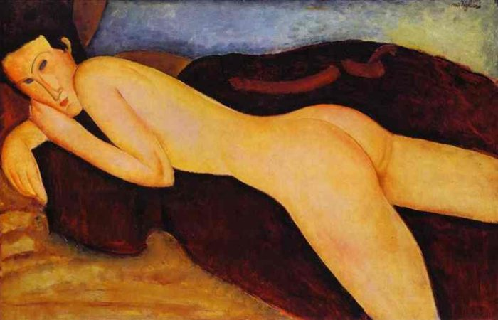 Amedeo-Modigliani-oil-painting-am10