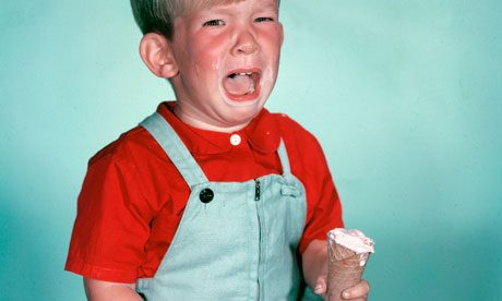 Boy-Crying-With-Ice-Cream-
