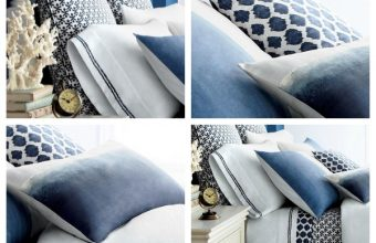 Sears-Eastern-Philosophy-Blue-and-White-Bedding