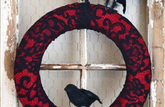 Halloween-Crow-Wreath-A-Pretty-Life
