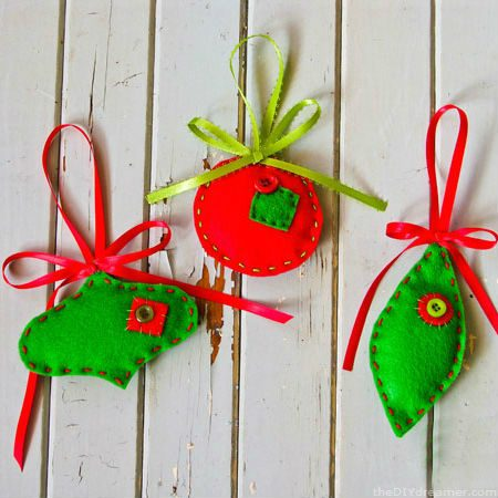 Felt-Christmas-Ornaments-Tutorial