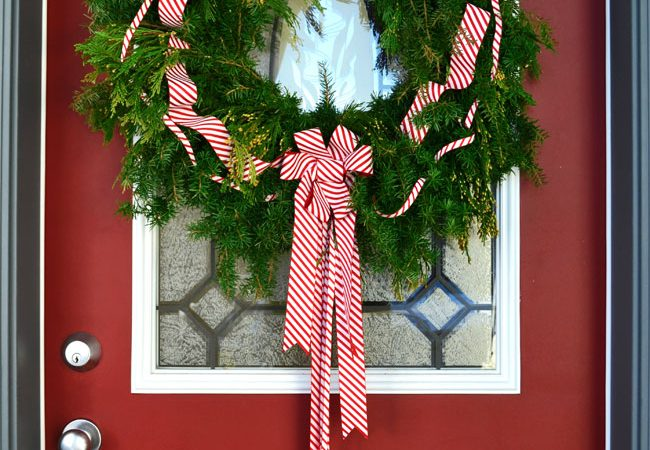 Fresh-Evergreen-Wreath-Tutorial-A-Pretty-Life5