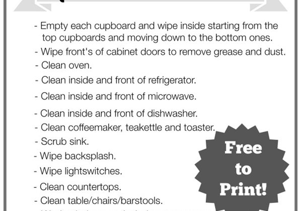 how-to-clean-kitchen-checklist-printable