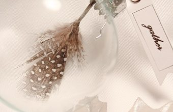 make-feather-place-card-ornament-tutorial
