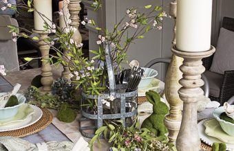Rustic-Spring-Table-Setting