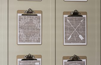rustic-free-printables-on-clipboards