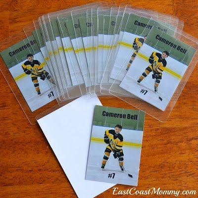 homemade2Bhockey2Bcards