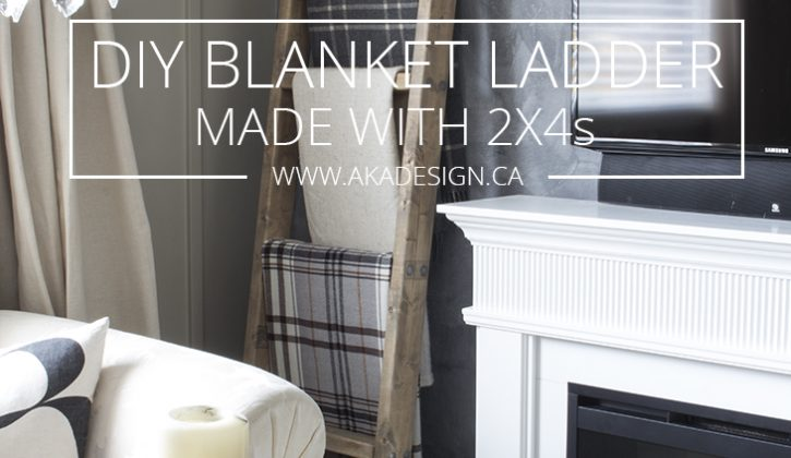 DIY-BLANKET-LADDER-MADE-WITH-2X4s
