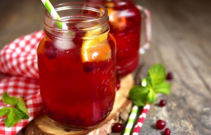 Cranberry Pink Lemonade