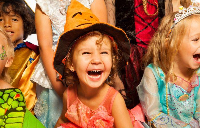 Halloween Costume Trade