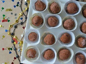Chocolate Truffles - 340x255