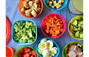 Build-Your-Own Salad Bar