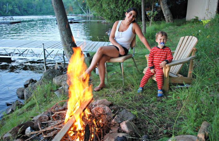 What to Bring When Traveling With Baby to the Cottage