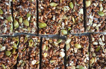 Seed and Cereal Bars
