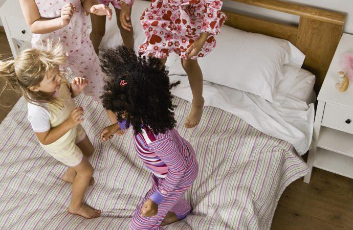 Why I Banned Sleepovers