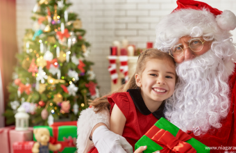 5 Hacks to the perfect picture with Santa Claus