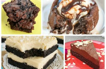 24 decadent chocolate desserts for the holidays