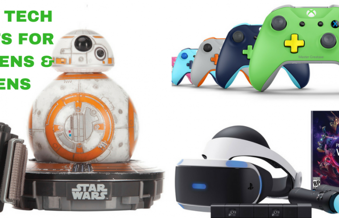 hottest tech gifts for tweens and teens 2016