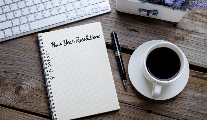 New Year's Resolutions Busy Moms Can Actually Live With