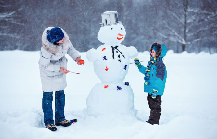 how to keep them entertained all winter break in Toronto