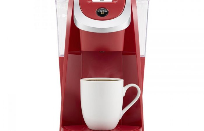 Enter for a Chance to Win a Keurig® K200 Plus Series